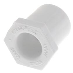 "3/8"" x 1/4"" PVC Sch. 40 Spigot x Socket Bushing Product Image"