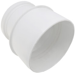 "8"" x 6"" PVC SDR 35 Extended Bushing (Concentric SPG x G) Product Image"