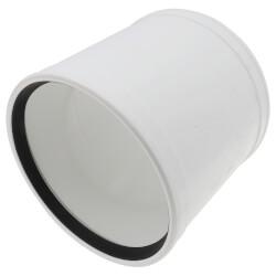 "8"" PVC SDR 35 Repair Coupling w/o Stop (G x G) Product Image"