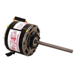 "5-5/8"" Diameter Stock Motor (208-230V, 1050 RPM, 1/6-1/8 HP) Product Image"