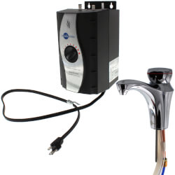H-CLASSIC-SS Invite Classic Instant Hot Water Dispenser w/ Tank (Chrome) Product Image