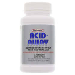 Acid-Away Compressor Burnout Acid<br>Neutralizer (4 Oz) Product Image
