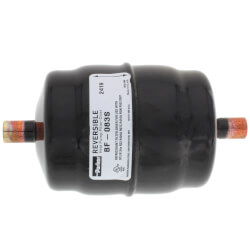 "3/8"" ODF Sweat BF083S Bi-Flow Liquid Line Filter-Drier (8 Cubic Inches) Product Image"