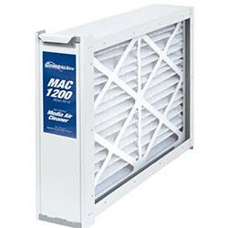 MAC Series 1200M Air Cleaner w/ Metal Door Product Image