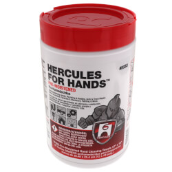 Hercules for Hands & Anti Bacterial Hand Cleaning Towels (Tub of 70 Towels) Product Image