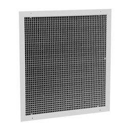 "22"" x 22"" Aluminum Egg Crate Return Grille w/ Insulated Back<br>(RE5TI Series) Product Image"