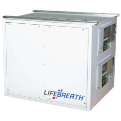 455 FD Commercial Heat Recovery Ventilator, Fan Defrost, 460 CFM Product Image