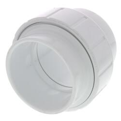 "3"" PVC Sch. 40<br>Socket Union<br>w/ Buna O-ring Product Image"