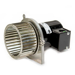 SWGII-4HDRMK SS Fan & Motor Assy. for New & Old SWG-4HD & SWG-4HDS Product Image