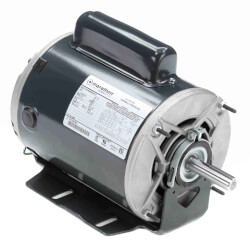 Fan and Blower Motor - 1 HP, 1725 RPM, 1 PH, CCW (115/208-230V) Product Image
