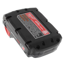 M18 Compact Redlithium Battery Product Image