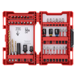 40 Piece Shockwave Impact Duty Driver Bit Set Product Image