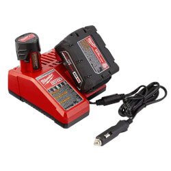 M18 & M12 Vehicle Charger Product Image