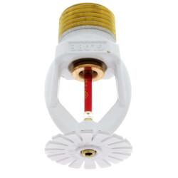 White Polyester Residential Pendent Sprinkler Head - 155°F (4.9 K-Factor) Product Image
