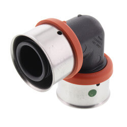"""1"""" PEX Press Polymer 90° Elbow (Lead Free) Product Image"""