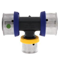 "3/4"" x 3/4"" x 1/2"" PEX Press Polymer Tee Product Image"