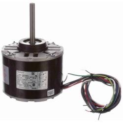 "5-5/8"" Diameter Stock Motor (115/208-230V, 1050 RPM, 1/6 HP) Product Image"