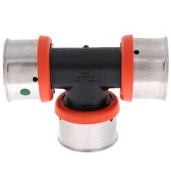 "1"" PEX Press Polymer Tee Product Image"
