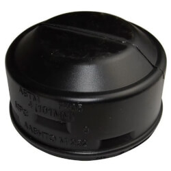 """4"""" Corrugated End Cap Product Image"""