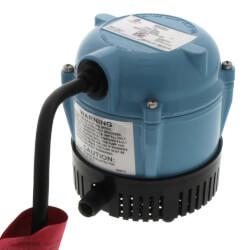 1-A, Manual Oil-Filled Small Submersible Pump, 1/200 HP (115V) Product Image