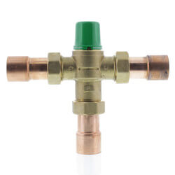 """1"""" Sweat 5004<br>Mixing Valve (Low Lead) Product Image"""