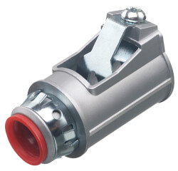 """1/2"""" SNAP2IT Connector with Insulated Throat Product Image"""