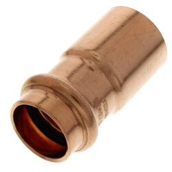 "1"" FTG x 3/4"" Press Copper Reducer Product Image"