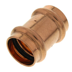 "1"" Press Copper Coupling Product Image"