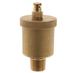 "1/2"" NPT MINICAL Auto Air Vent w/ Safety Cap Product Image"