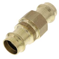 """3/4"""" Press Copper Union Product Image"""