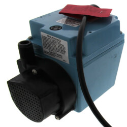 3E-12N, Manual Oil-Filled Small Submersible<br>Pump, 1/15 HP (115V) Product Image
