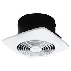 """Model 505 8"""" Vertical Discharge Ventilation Fan (180 CFM) Product Image"""
