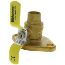 """3/4"""" Sweat Isolator Flange Product Image"""