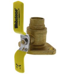"""1"""" Sweat Isolator Flange Product Image"""