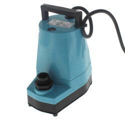 5-MSP Submersible <br>Sump/Utility Pump, <br>115V, 1/6HP, 18' cord Product Image