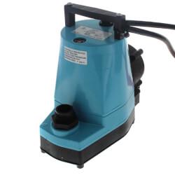 5-ASP-LL 1/6 HP, 1200 GPH, 115V - Submersible Auto Utility Pump, 18' Cord Product Image