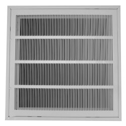 "20"" x 20"" Filter Grille w/ Fiberglass Insulated Back (659TI Series) Product Image"