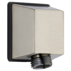 Square Wall Elbow for Hand Shower (Stainless Steel) Product Image