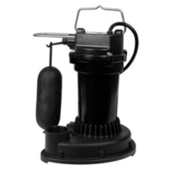 5.5-ASP 1/4 HP, 35 GPM Submersible Sump/Utility Pump, 25' Cord Product Image