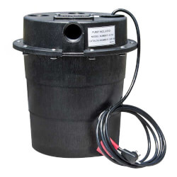 WRS-6 1/3 HP, 115V Submersible Auto Utility Sump Pump, 5 Gal. Tank Product Image