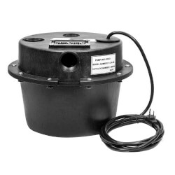 WRSC-6 1/3 HP, 115V Submersible Auto Utility Sump Pump, 3.5 Gal. Tank Product Image