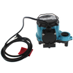 6-CIA-ML, 115v 1/3 HP<br>45 GPM Auto Submersible Sump Pump, 8' Cord Product Image