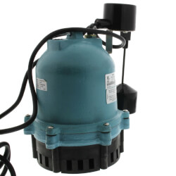 ES33V1-10 1/3 HP, 40 GPM 115V - Submersible Auto Sewage Pump Product Image