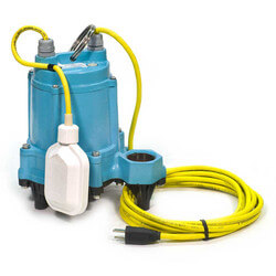 HT-6E-CIA-FS 1/3HP, 115V 50 GPM Submersible High Temp Auto Effluent Pump Product Image