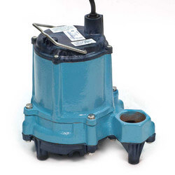 6EN-CIM  1/3 HP, 50 GPM 230V Man. Sump/Effluent Pump Product Image