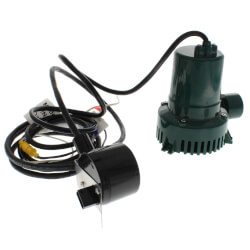 Model 507 Basement Sentry Series 12V Backup Sump Pump Product Image