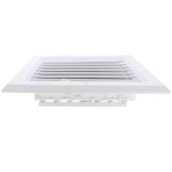 "8"" x 8"" (Wall Opening Size) White Ceiling Diffuser (A501MS Series) Product Image"