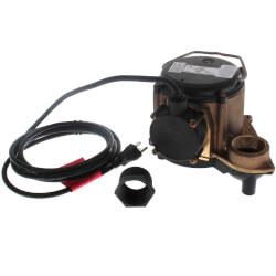 8-CBM Manual <br>Submersible Sump Pump, <br>115V, 4/10HP, 10' cord Product Image