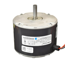 Condenser Motor - 1/8 hp 208-230/1/50-60 (1075 rpm/1 speed) Product Image