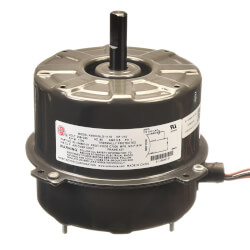 Condenser Motor - 1/10 hp 208-230/1/60 (1075 rpm/1 speed) Product Image